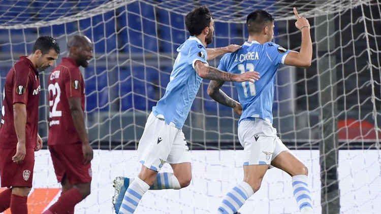 CFR Cluj, învinsă de Lazio cu 1-0 - Agentul